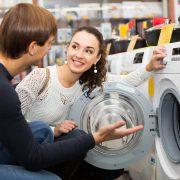 Waschtrockner oder Waschmaschine