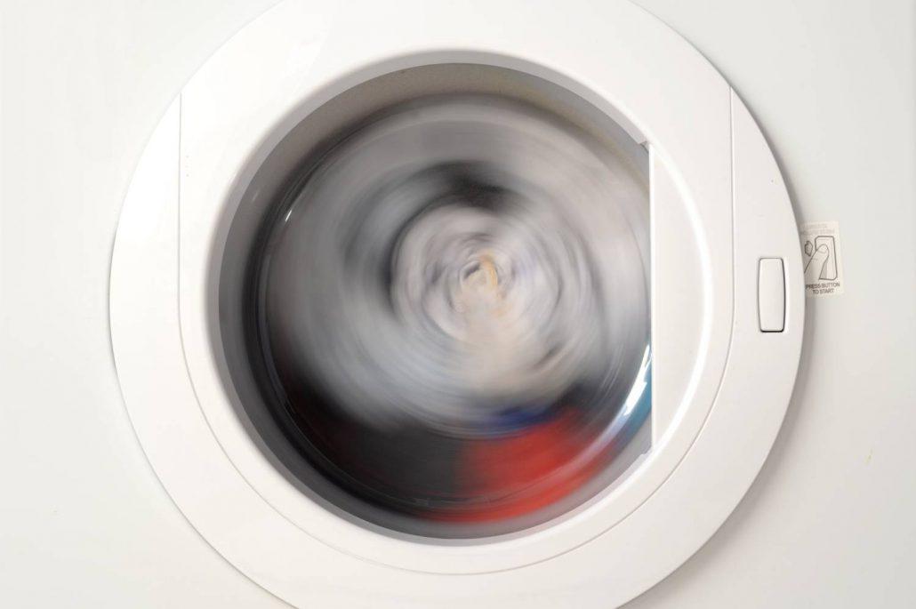 Der energie und wasserverbrauch heutiger waschtrockner