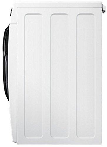 Samsung Wd90j6400aw Eg Innovativer Waschtrockner WD90J6400AWEG Seitenansicht Bedienelement WD90J6400AWEGSeitenansicht