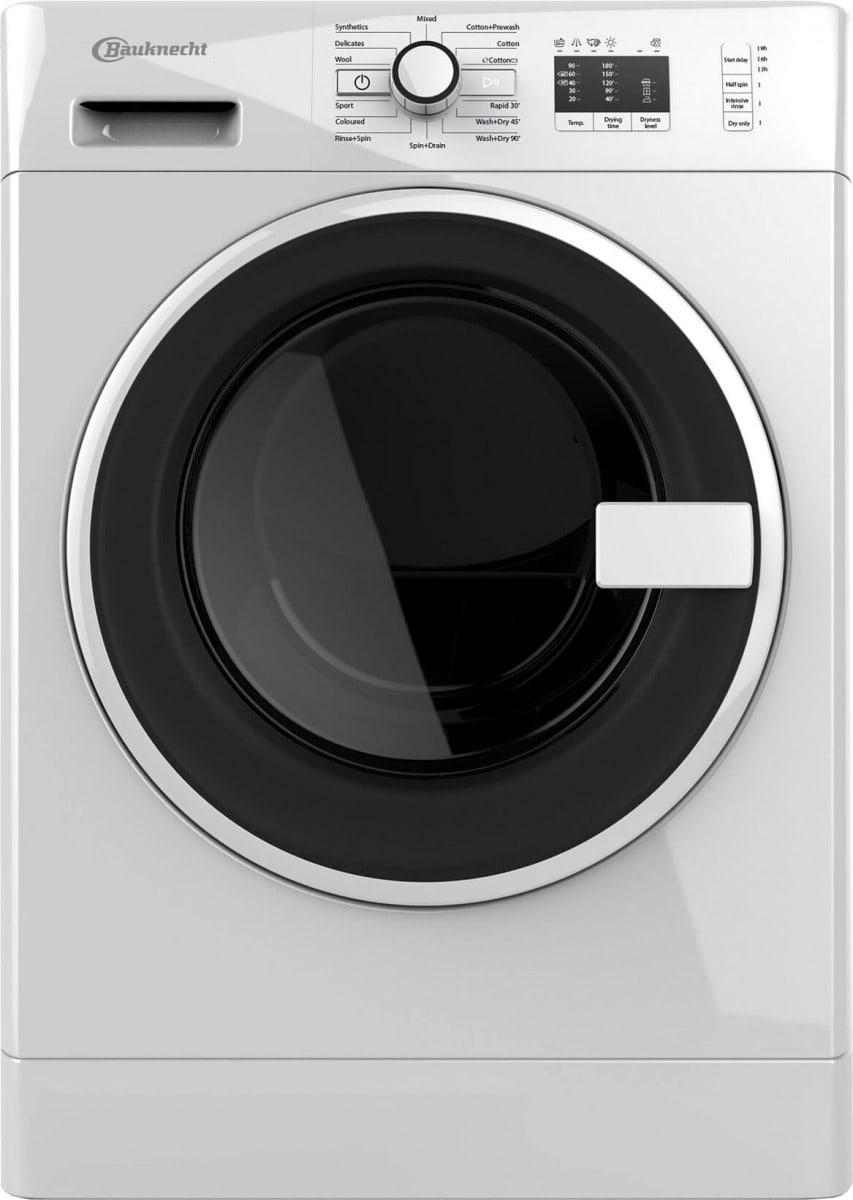 Bauknecht Watk Prime 8612 Waschtrockner Im Test 2019