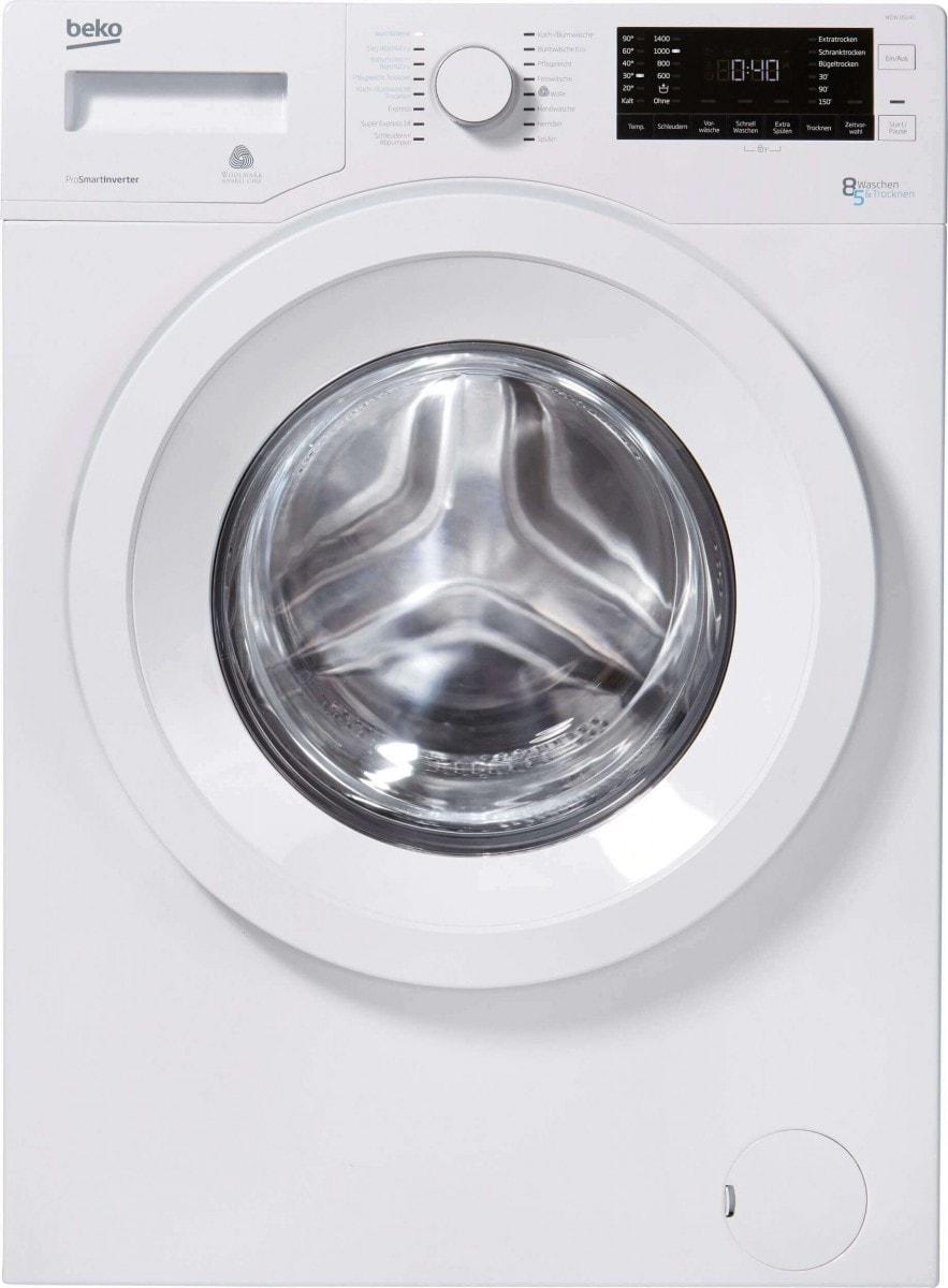 Beko WDW 85140 Waschtrockner im Test 2020