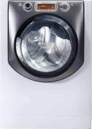 Hotpoint aqd1071d 69 eu Frontansicht Hotpoint Waschtrockner