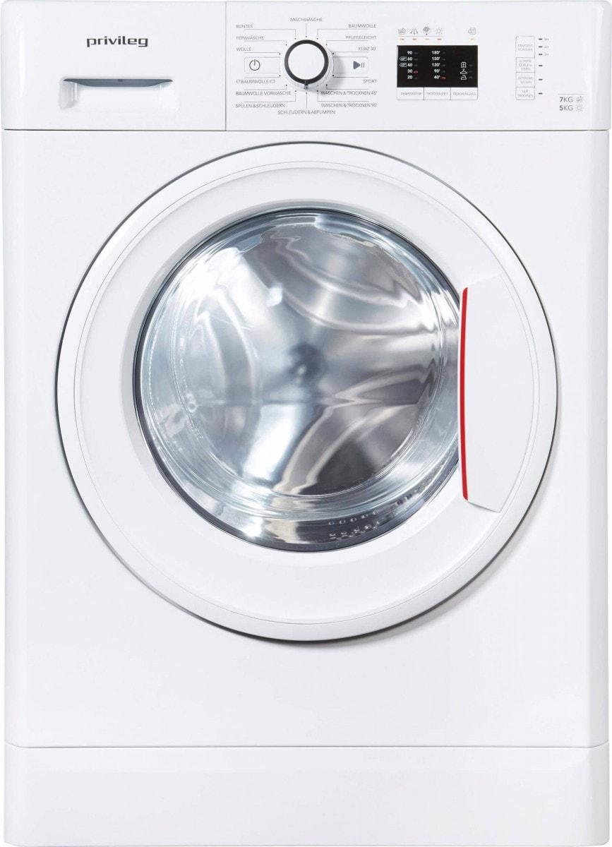 Privileg PWWT 7514 Waschtrockner im Test 2019