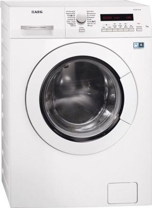 AEG l75674nwd Moderner AEG Waschtrockner