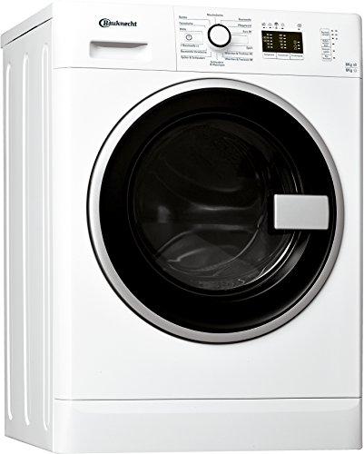 Bauknecht WATK Prime 8614 Waschtrockner / Energieeffizienzklasse A / Sport-Programm / Mischwäsche und Wolle Programm / 1088 kWh/Jahr weiß