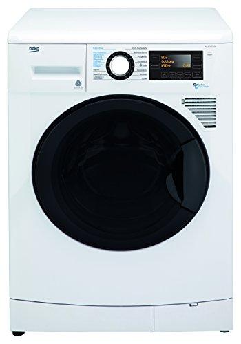 Beko WDA 961431 Waschtrockner / A / Selbstreinigender Kondensator / Automatische Unwuchtkontrolle / Mengenautomatik / weiß