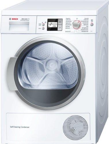 Bosch WTW86564 Wärmepumpentrockner / A ++ / 7 kg / Weiß / ActiveAir Technology / SelfCleaning Condenser