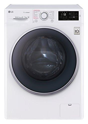LG Electronics F 14U2 TDH1NH Waschtrockner / A / 1088 kWh / 8 kg Waschen / 5 kg Trocknen / Weiß / Aqua Lock / Smart Diagnosis