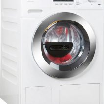 Miele wth 730 wpm Frontansicht Miele Waschtrockner