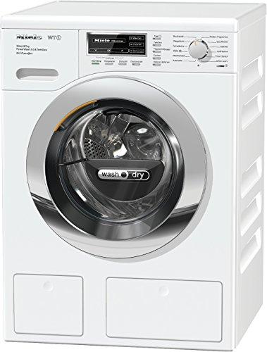 Miele WTH720WPM PWash 2.0 & TwinDos WiFi WT1 Waschtrockner mit PowerWash/A/896 kWh/Jahr/1600 UpM/7 kg/10000 L/jahr/Quick Power Wash/Twin Dos