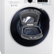 Samsung wd80k5400oweg Waschtrockner Front