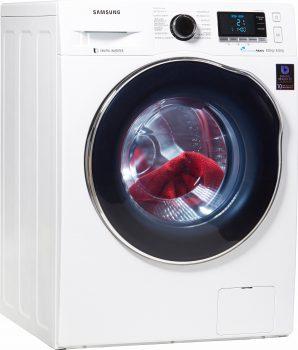 Samsung wd80j6400aweg Innovativer Samsung Waschtrockner