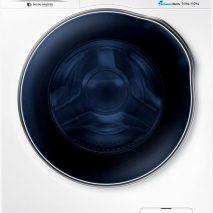 Samsung wd90j6400aweg Trommelansicht