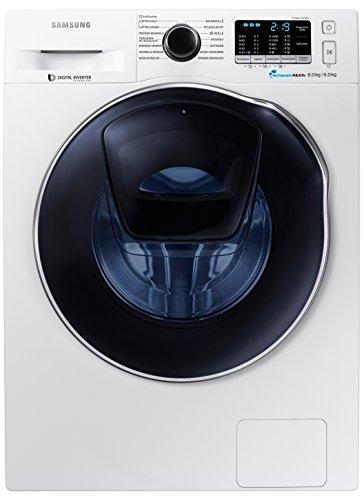 Samsung WD80K5400OW/EG AddWash Waschtrockner/ A / 1400UpM / 8kg / Weiß / Smart Check