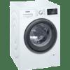 Siemens wd15g443 Siemens Waschtrockner Frontansicht