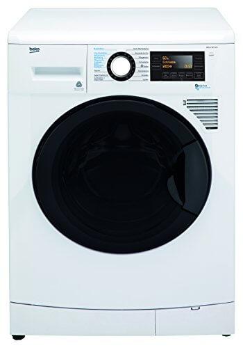Beko WDA 961431 Waschtrockner/A/Selbstreinigender Kondensator/Automatische Unwuchtkontrolle/Mengenautomatik/weiß