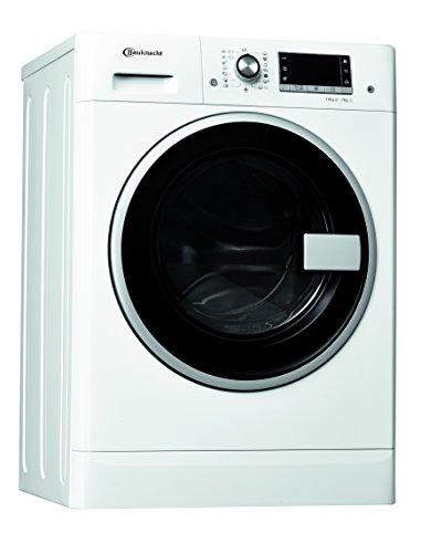 Bauknecht WATK Prime 11716 Waschtrockner/Energieeffizienzklasse A/Nachlegefunktion/Startzeitvorwahl/Waschen 11 kg/Trocknen 7 kg/weiß/SteamCare/1496 kWh/Jahr