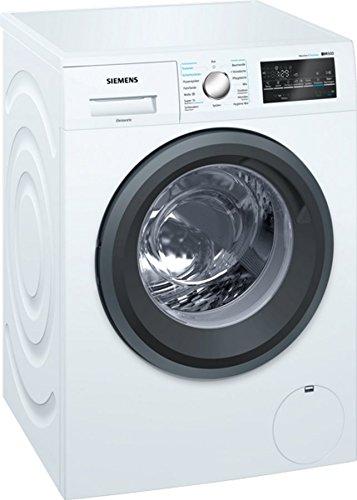Siemens WD15G443 iQ500 Waschtrockner/A/1500 UpM/7kg Waschen/4kg Trocknen/IQ-drive/Nachlegefunktion/waterPerfect+/weiß