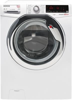 Hoover WDXOA G596AHC-84 Waschtrockner mit Dampf-Funktion, 2in1, 9 kg Waschen + 6 kg Trocknen, EEK: A