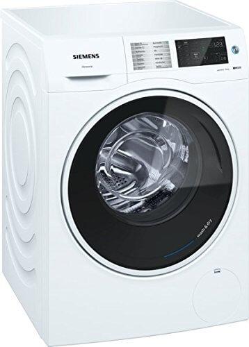 Siemens WD14U540 Waschtrockner/A/198 kWh/Jahr/1400 UpM/9 kg/24000 L/Jahr/Nachlegefunktion