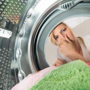 Waschtrockner stinkt