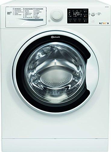 Bauknecht WATK Pure 96G4 DE Waschtrockner/EEK A/9kg Waschen/6kg Trocknen/1400 UpM/Nachlegefunktion/Mengenautomatik/Mehrfachwasserschutz+/SteamCare Knitterschutzprogramme
