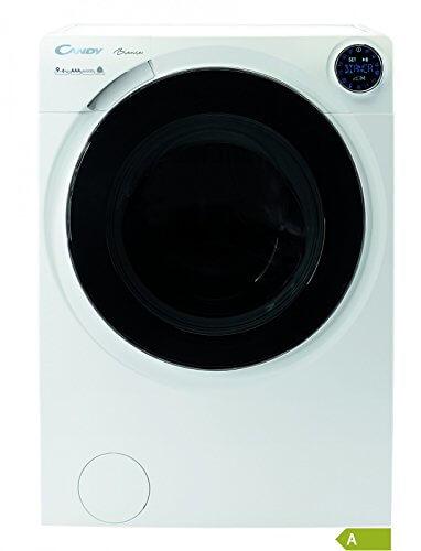 Candy BWD 596ph3/1-s autonome Belastung Bevor A + + weiß-Waschmaschinen mit Wäsche (Belastung vor, autonome, weiß, 6kg, 1500U/min, 9kg)