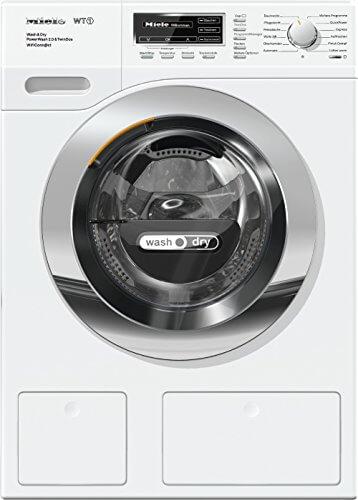 Miele WTH 730 WPM Waschtrockner - Waschmaschine 7 kg / mit Trockner 4 kg / Energieklasse A / 896 kWh/Jahr / 1600 UpM / Automatische Dosierung / Waschen und Trocknen in unter 3 Std. mit Quick Power