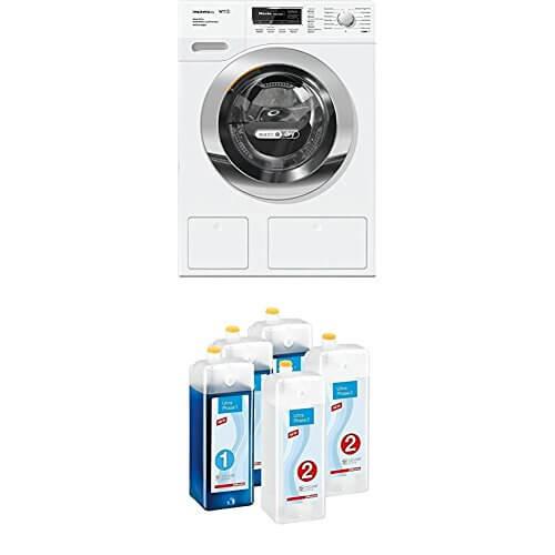 Miele WTH730WPM PWash 2.0 und TwinDos WiFi WT1 + Kartuschenset UltraPhase 1 und 2 Waschmaschinenzubehör