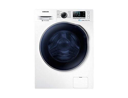 Samsung wd91j6a00aw/EG autonome Belastung Bevor A weiß Waschmaschine mit Wäschetrockner–Waschmaschinen mit Wäsche (Belastung vor, autonome, weiß, links, Knöpfe, drehbar, LED)