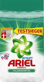 ActiliftTM Compact Vollwaschmittel, 18 WL