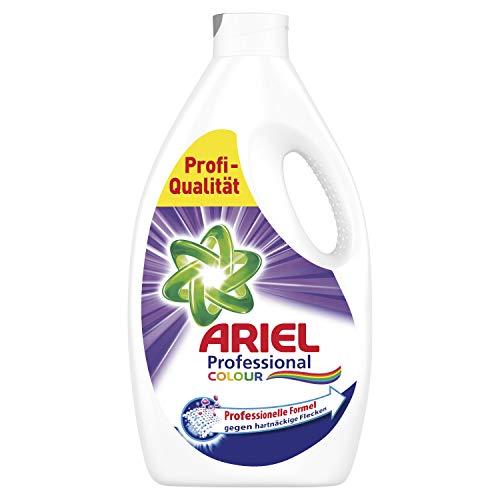 Ariel Professional Colorwaschmittel Flüssig, 3,025l, 55Waschladungen