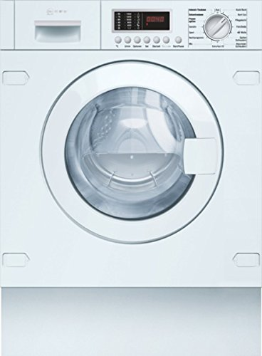 Neff V6540X1 Waschtrockner/ 1100 kWh/Energieverbrauch Waschen und Trocknen 56 kWh/weiß