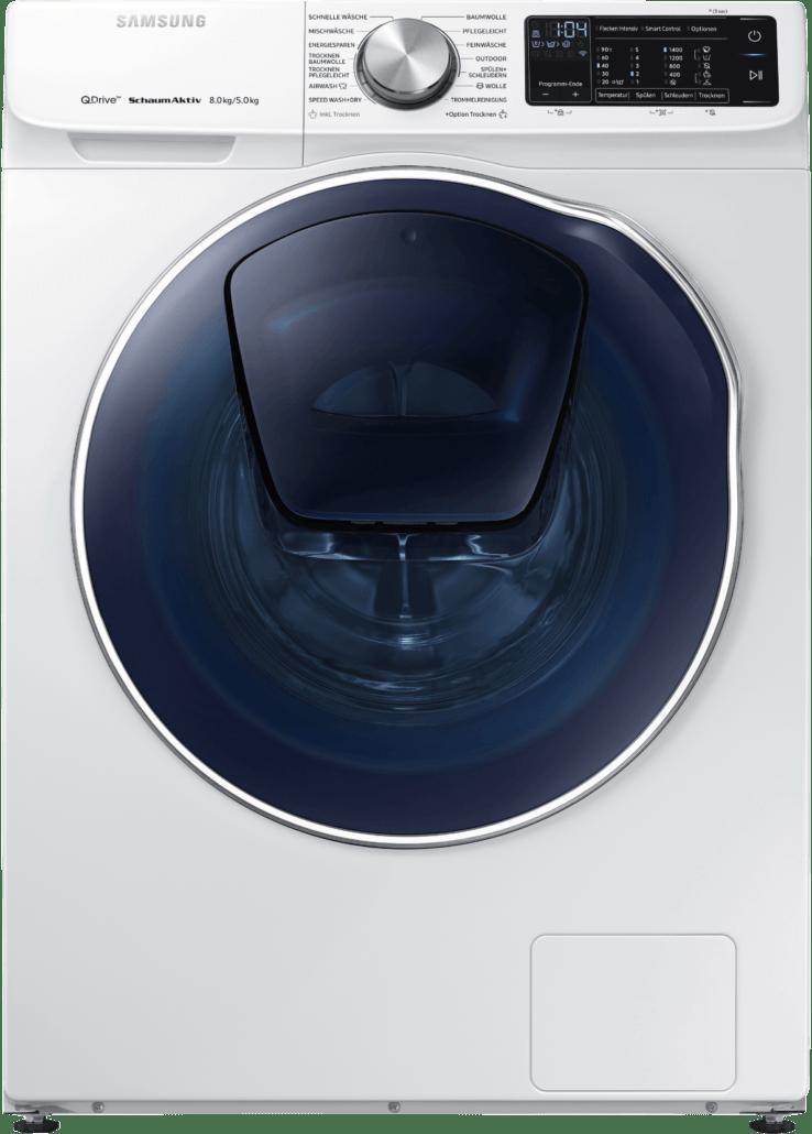 Waschtrockner 2021