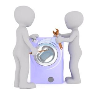 Waschtrockner anschließen