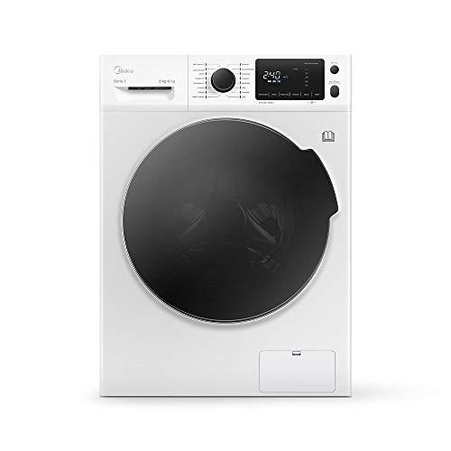 Waschtrockner WT 7.860i / Energieeffizienz A / Reload - Nachlegefunktion / Inverter Motor / 8 kg Waschen / 6 kg Trocknen / 1600 U/min