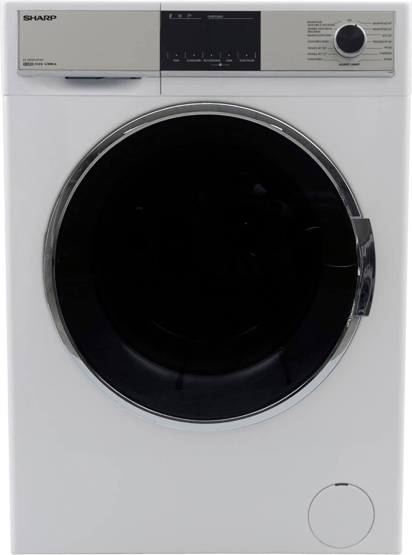 Sharp ES-HDH9147W0-DE Waschtrockner im Test 2020