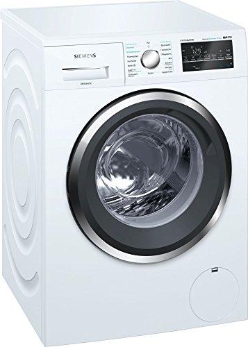 Siemens wd15g493autonome Belastung Bevor A weiß Waschmaschine mit Wäschetrockner-Waschmaschinen mit Wäsche (Belastung vor, autonome, weiß, links, Knöpfe, drehbar, LED)